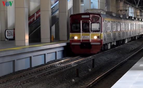Tàu hỏa sẽ là phương tiện giao thông chính ở Indonesia trong tương lai