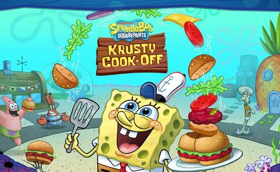 SpongeBob SquarePants sắp trình làng game di động mới về nấu ăn