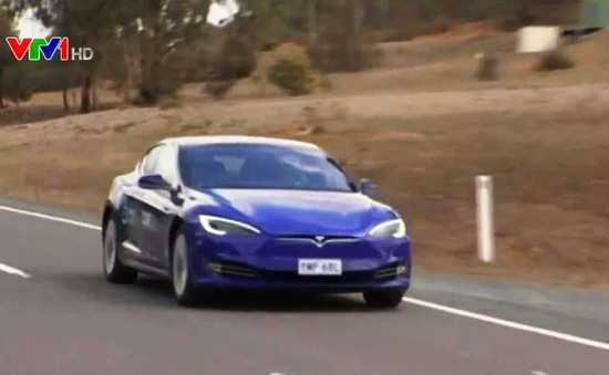 Australia thử nghiệm xe tự lái phục vụ người cao tuổi