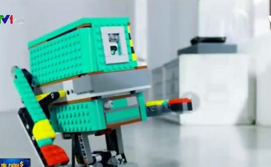 Lego mở rộng thị trường bất chấp bất ổn thương mại