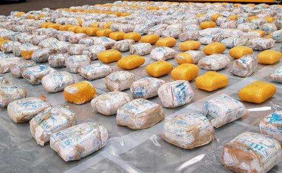 Anh: Bắt giữ số heroin kỷ lục trị giá khoảng 120 triệu Bảng