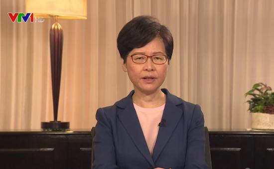 Hong Kong chính thức rút dự luật dẫn độ