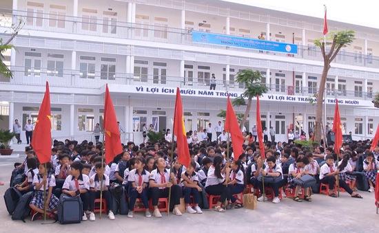 Ninh Thuận đưa vào sử dụng cơ sở mới của trường Đặng Chí Thanh