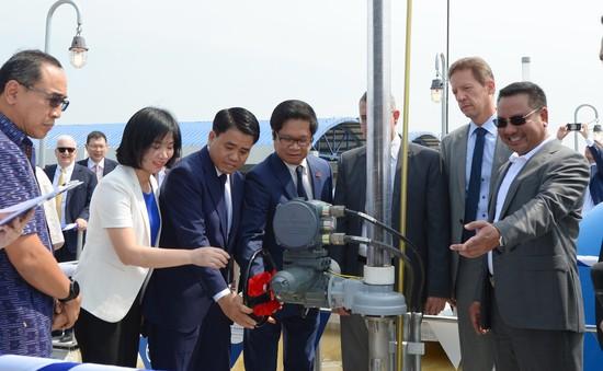 1/3 dân số Hà Nội sẽ được cung cấp nước sạch tiêu chuẩn châu Âu