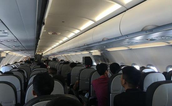 Phạt nam hành khách 8,5 triệu vì sờ đùi phụ nữ trên máy bay VietJet