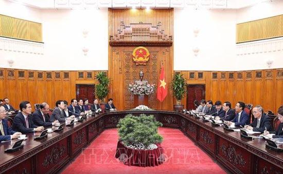 Hàn Quốc đầu tư xây dựng các khu công nghiệp tại Việt Nam