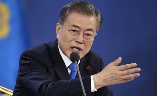 """Tổng thống Hàn Quốc công bố """"Tầm nhìn Mekong"""""""