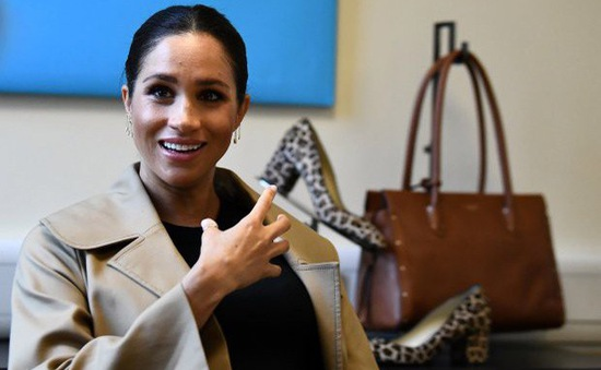 Công nương Meghan Markle ra mắt dòng thời trang mới