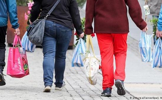 Đức cấm túi nhựa dùng một lần vào năm 2020