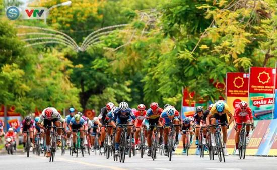 (KT) Chặng 7 giải xe đạp quốc tế VTV Cúp Tôn Hoa Sen 2019: Áo vàng đổi chủ