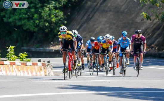 Loic Desriac đoạt áo vàng sau chặng 7 Giải xe đạp Quốc tế VTV Cúp Tôn Hoa Sen 2019