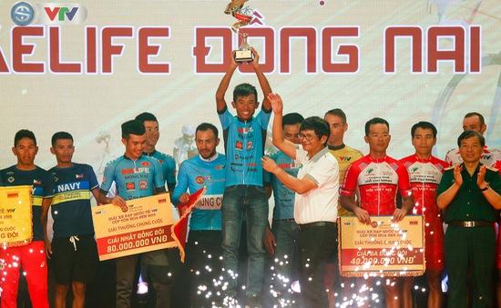 Giải xe đạp quốc tế VTV Cúp Tôn Hoa Sen 2019: Các giải thưởng chung cuộc