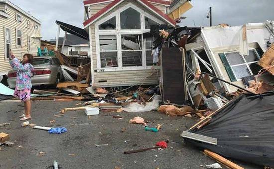 Người dân Bahamas chật vật khắc phục hậu quả bão Dorian