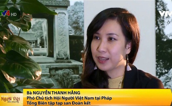 Phỏng vấn TBT Tạp san Đại đoàn kết của cộng đồng người Việt tại Pháp