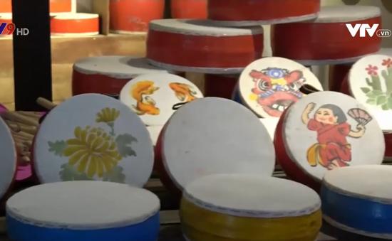 Trở về tuổi thơ với đồ chơi Trung thu truyền thống