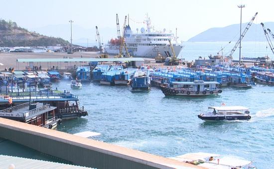 Tăng cường quản lý tàu chở khách dịp Tết dương lịch