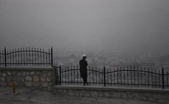 17 người tử vong do ô nhiễm không khí cực độ tại Afghanistan