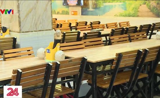 Nhà hàng, quán nhậu tìm cách thu hút khách sau quy định cấm sử dụng rượu, bia