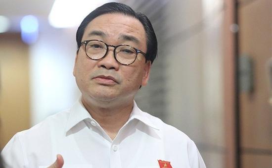 Bộ Chính trị kỷ luật cảnh cáo Bí thư Thành ủy Hà Nội Hoàng Trung Hải