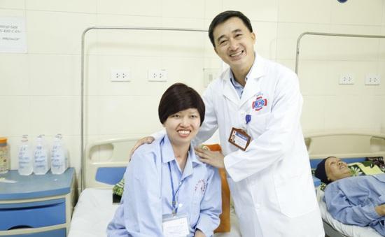 Sức khỏe bé Bình An và sản phụ Nguyễn Thị Liên giờ ra sao?