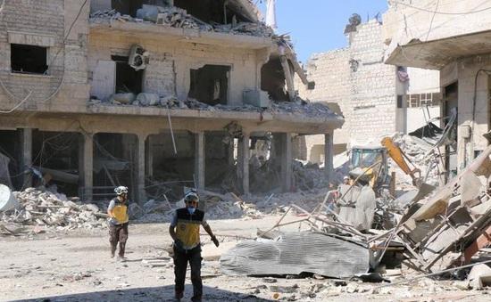 Nga thông báo lệnh ngừng bắn ở Syria
