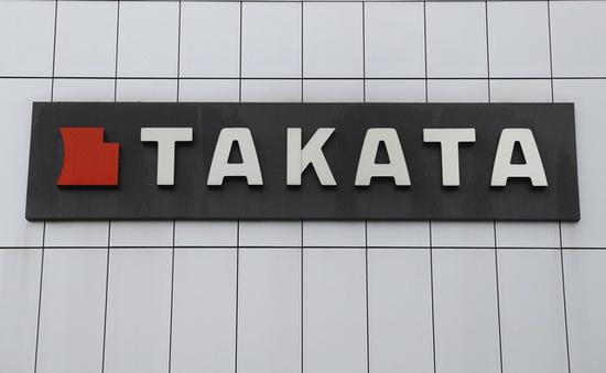 Hãng Takata thu hồi 10 triệu xe ô tô tại Mỹ để thay túi khí