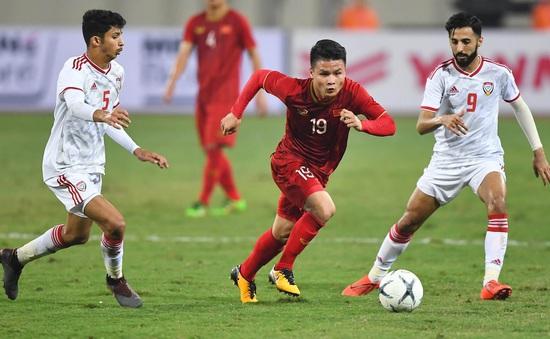 U23 Việt Nam - U23 UAE: Chờ đợi chiến thắng đầu tiên! (17h15 hôm nay trên VTV6)