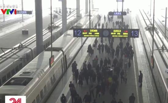 Xuân vận - Đợt di dân lớn nhất thế giới của hàng trăm triệu người Trung Quốc