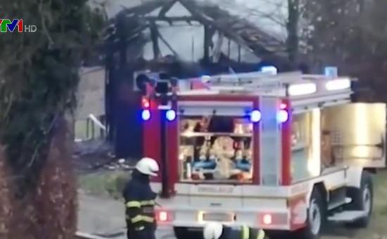 Cháy nhà dưỡng lão ở Croatia