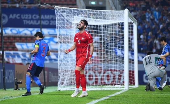 U23 Syria 2-1 U23 Nhật Bản: U23 Nhật Bản chính thức bị loại (Bảng B VCK U23 châu Á 2020)