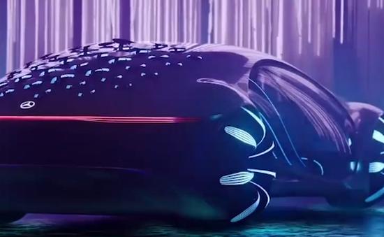 Các mẫu xe táo bạo tại CES 2020