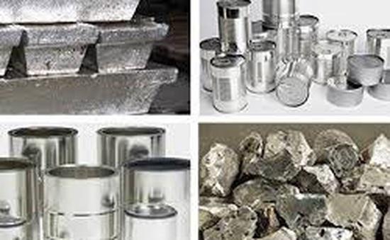 Giá kim loại tăng mạnh