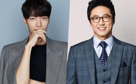 Lee Min Ki And và Shin Yang đóng phim mới
