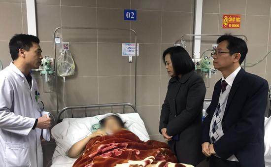 Vụ nổ súng tại Lạng Sơn: Sức khỏe các nạn nhân bị thương ra sao?