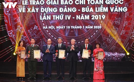 Giải Búa liềm vàng năm 2019 vinh danh 57 tác phẩm, VTV giành 1 giải A và 1 giải C