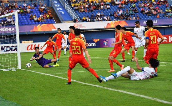 U23 Trung Quốc 0-1 U23 Iran: U23 Iran giành vị trí thứ 3 chung cuộc tại bảng C!