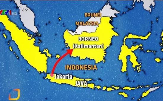 Kế hoạch xây dựng thủ đô mới của Indonesia