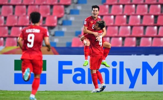 U23 Việt Nam có bàn thắng đầu tiên tại VCK U23 châu Á 2020