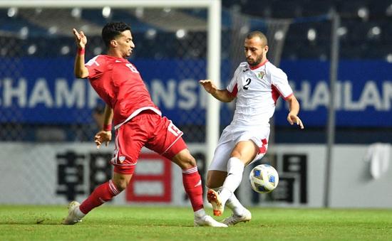 U23 Jordan 1-1 U23 UAE: Cùng giành quyền vào tứ kết