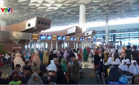 Indonesia tăng cường kiểm soát y tế cửa khẩu