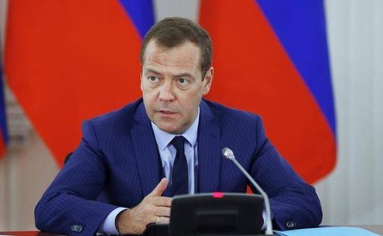 Chính phủ Nga bất ngờ từ chức