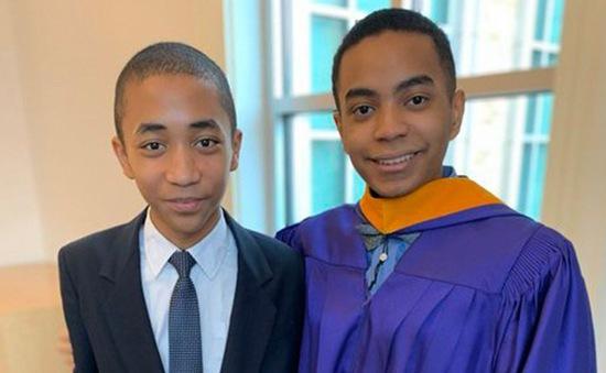 Mỹ: Nam sinh 17 tuổi nhận bằng thạc sĩ