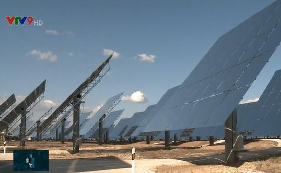Nguy cơ ô nhiễm môi trường từ pin năng lượng mặt trời