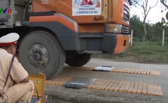 Gia Lai: Kiên quyết xử lý xe quá tải
