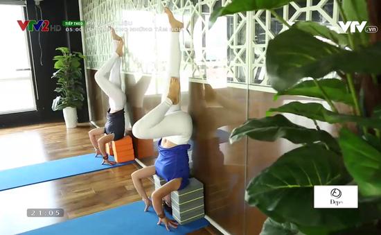 Các bài tập yoga an toàn khi sử dụng dụng cụ
