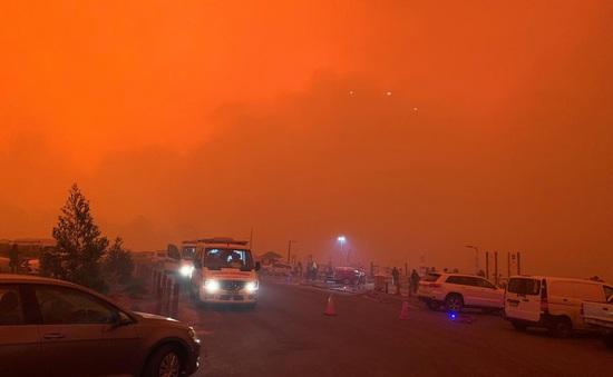 Các vụ cháy rừng ảnh hưởng tới 75% người dân Australia