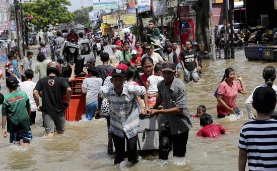 Indonesia chuẩn bị hứng chịu nhiều đợt mưa lớn trên cả nước