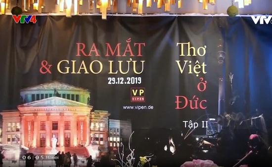 Giới thiệu thơ Việt với cộng đồng người Việt Nam tại Đức