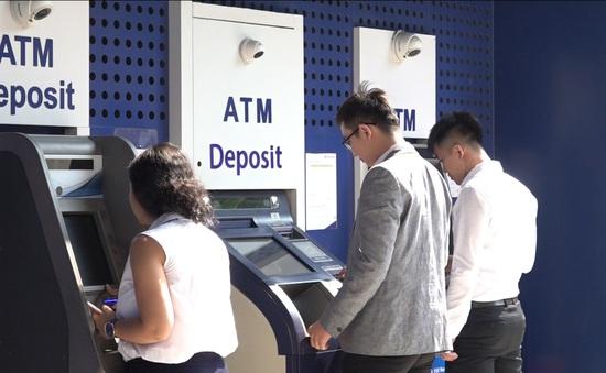 Ngân hàng triển khai giải pháp rút tiền an toàn