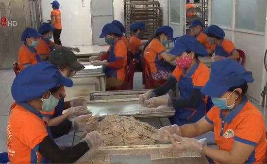 Những làng bánh truyền thống vào vụ Tết